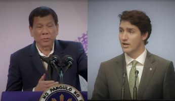 Philippines President Duterte Rips Trudeau For Drug War Criticism