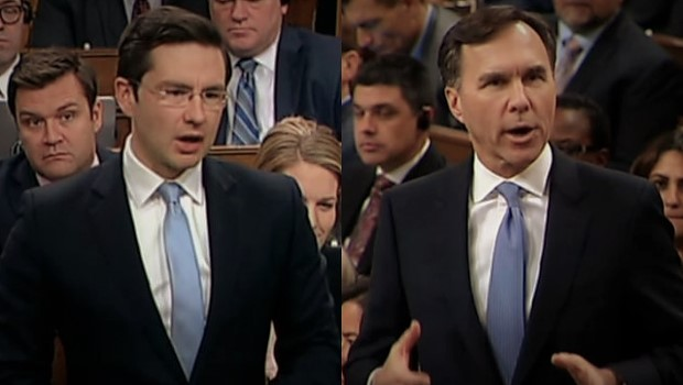 Poilievre Grills Moneybags On Suspicious Sale Of 680,000 Morneau Shepell Shares Before Price Dropped