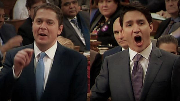 "Scheer Rips Trudeau For Offering ""Poetry"" & ""Group Hugs"" To ISIS Fighters In Canada"