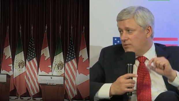 Top Economist Says Harper Right To Be Concerned About NAFTA