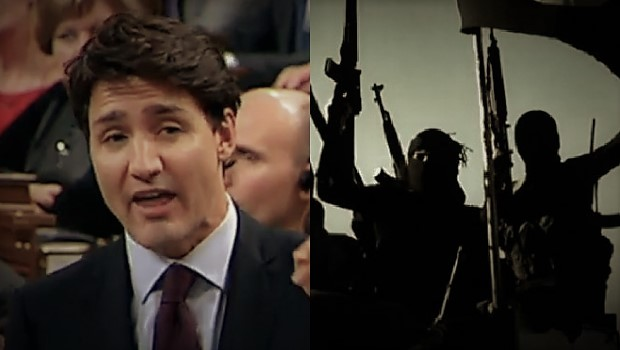 Trudeau Government Giving Reintegration Support To Former ISIS Fighters Instead Of Arresting Or Eliminating Them