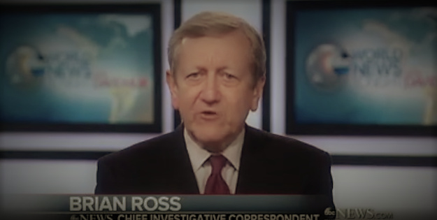 ABC News Suspends Reporter Brian Ross Over Fake News On Michael Flynn & Trump