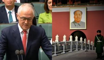 Australia China Influence
