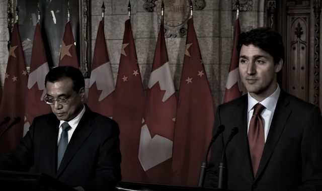 Canada - China Free Trade Referendum