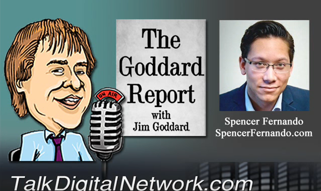 Discussing Trade, Trudeau & Tax Cuts On The Goddard Report