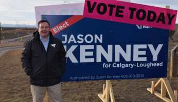 Jason Kenney Calgary-Lougheed