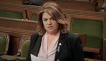 Liberal MP Sherry Romanado Called Overweight Person A Damn Chunky Monkey In Facebook Post