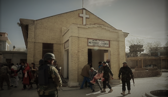 Pakistan Church Bombing ISIS
