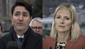 Trudeau McKenna Carbon Tax