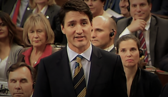 Trudeau Ripped For Little Arrogant Smile During Debate On ISIS Reintegration