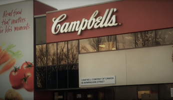 Campbells Soup Closing Toronto