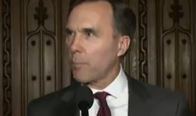 Morneau - Ethics Commissioner