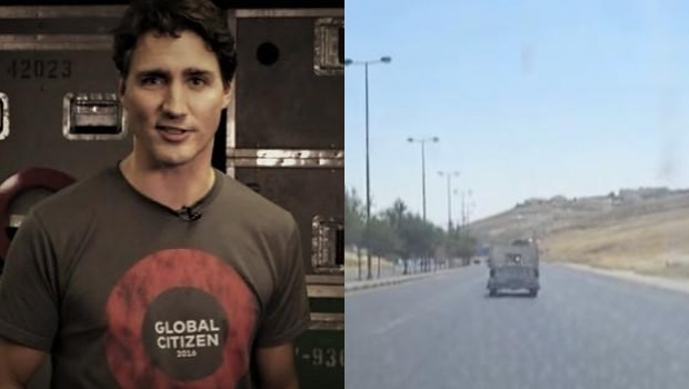 Trudeau Government Jordan Roads