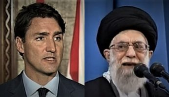 Trudeau Iran Wrong Side of History