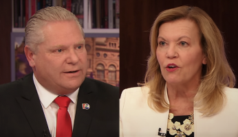 Doug Ford Christine Mulroney Ontario PC Leadership Race