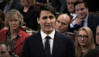 Trudeau Budget Deficits Spending Spree