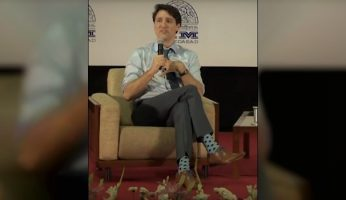 Trudeau Caught Lying about India Investment