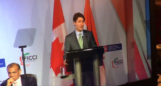Trudeau Forgets How Old Canada Is