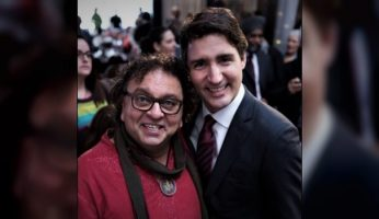 Trudeau India Chef Taxpayer Dollars
