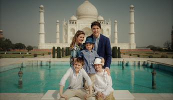 Trudeau India Vacation