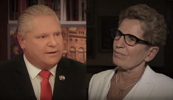 Ford vs Wynne Budget