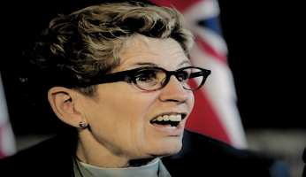 Kathleen Wynne Old White People