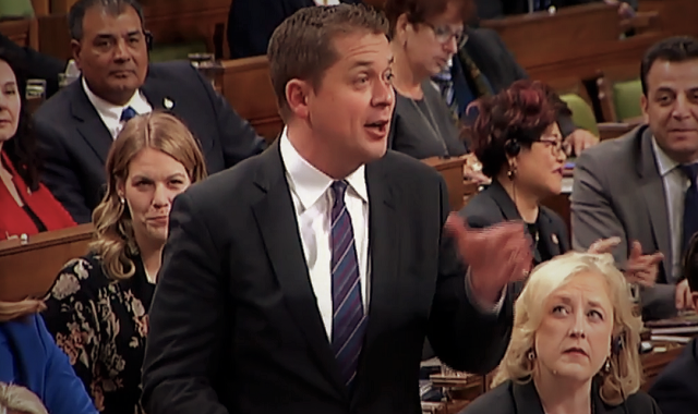 Andrew Scheer Trans Mountain Expansion