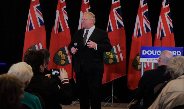 Doug Ford Speech