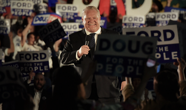 Doug Ford Free Speech