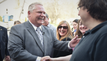 Doug Ford Middle Class Tax Cuts