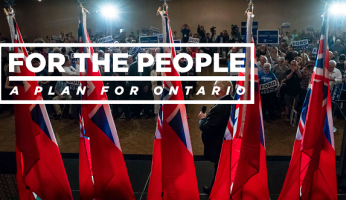Ontario PC Party Fully-Costed Plan For The People