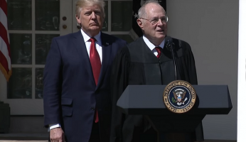 Anthony Kennedy Retires
