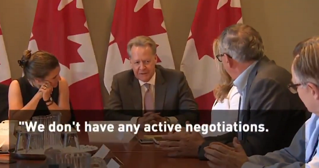 Canada NAFTA Negotiations