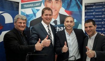 Conservatives Win Quebec Byelection