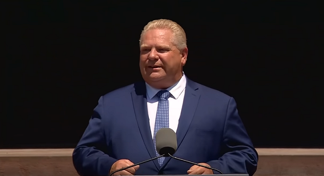Doug Ford First Speech