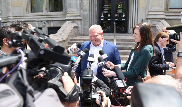 Doug Ford Leadership