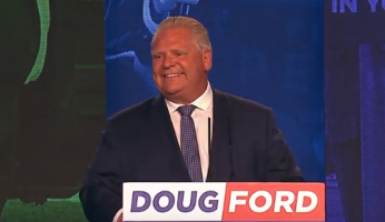 Doug Ford Victory Speech