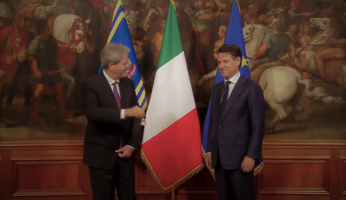 Italy New Government
