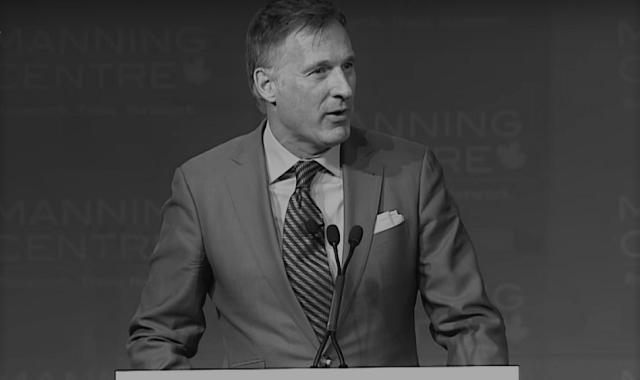 Maxime Bernier Speech