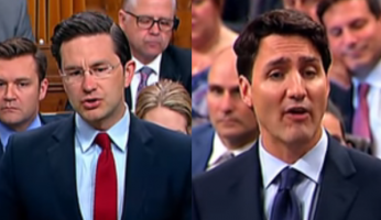 Poilievre vs Trudeau Carbon Tax