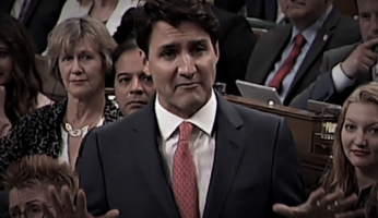 Trudeau Misleading Canada Trade