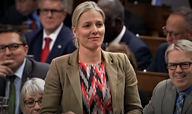 Catherine-McKenna Higher Taxes