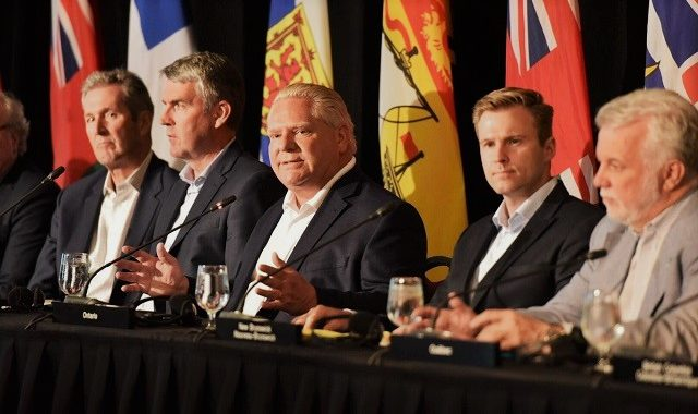 Doug Ford Premier's Meeting