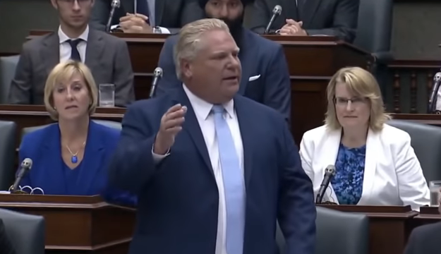 Doug Ford Slams NDP