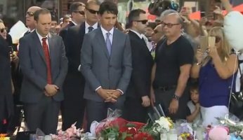 Trudeau Danforth Memorial