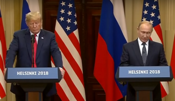 Trump Putin Summit Press Conference