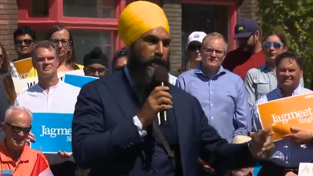 Jagmeet Singh Burnaby South