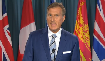 Maxime Bernier Leaves Conservatives