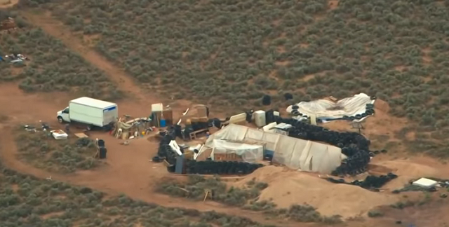 New Mexico Islamist Compound