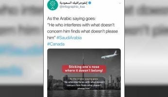 Saudi Tweet Threat